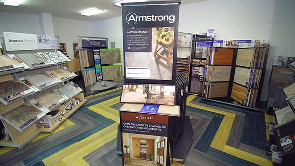Flooring and design experts serving the Waynesboro, VA area