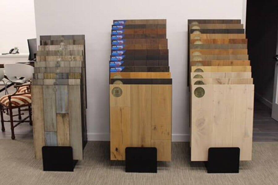 Visit our Showroom full of Carpet, LVT, & Laminate