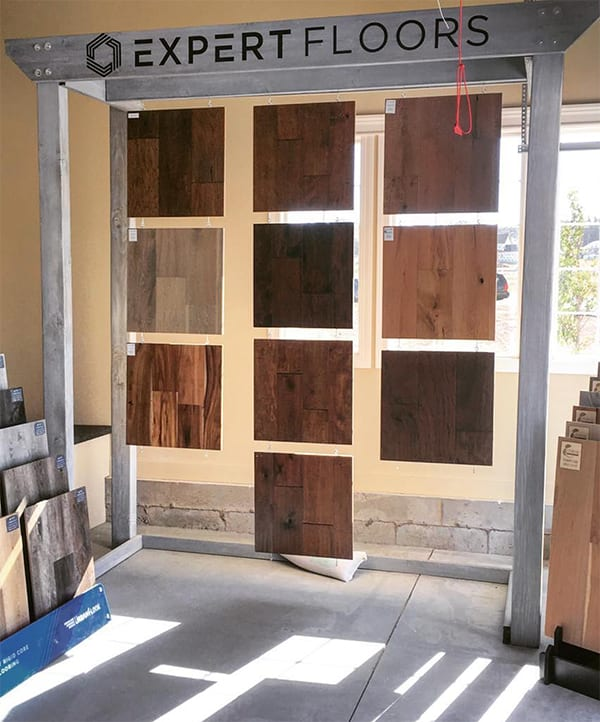 Flooring shop serving the Idaho Falls, ID area