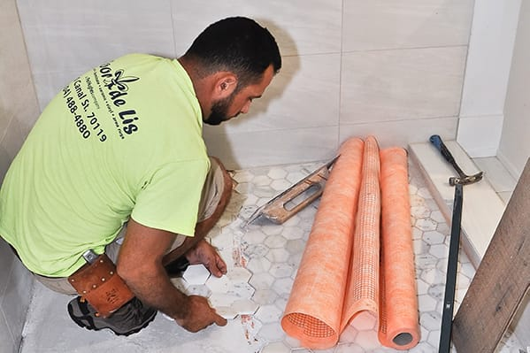 Best flooring company in the Kenner, LA area