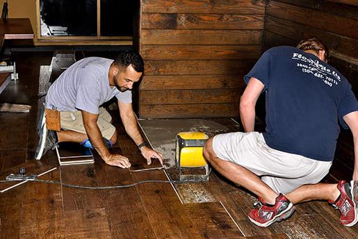 Kenner, LA area flooring experts