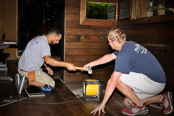Flooring professionals serving the Metairie, LA area