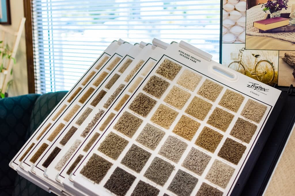 Tuftex carpet options for your Chesapeake, VA home from Floors Unlimited