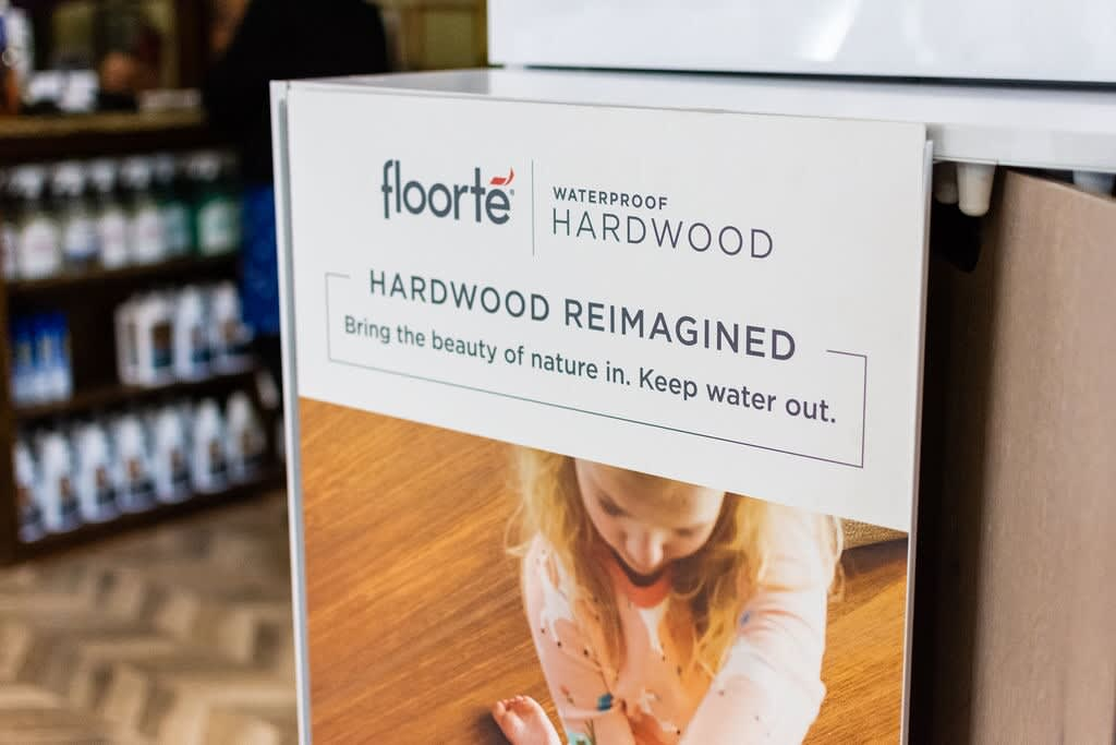 floorte waterproof hardwood flooring for your Portsmouth, VA home from Floors Unlimited