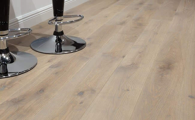 Legno Bastone wide plank flooring in Siesta Key, FL from Floors and Walls of Distinction