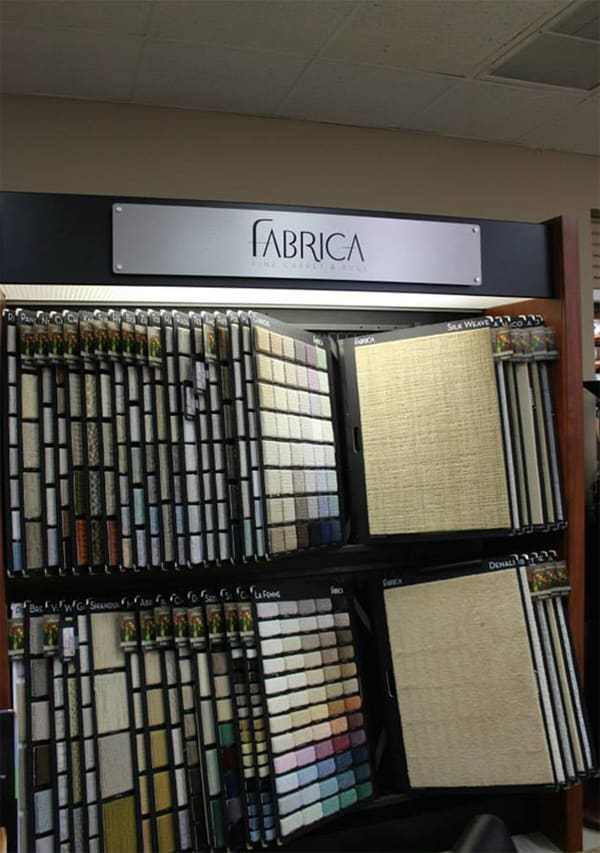 Flooring shop serving the Fort Worth, TX area