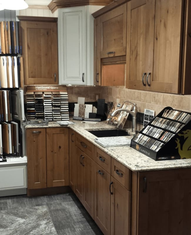 Cabinets in Hershey, PA from the Home Improvement Outlet showroom