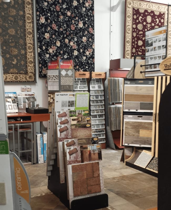 Flooring in Manheim, PA from the Home Improvement Outlet showroom