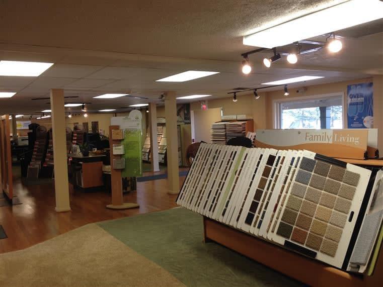 Amherst showroom