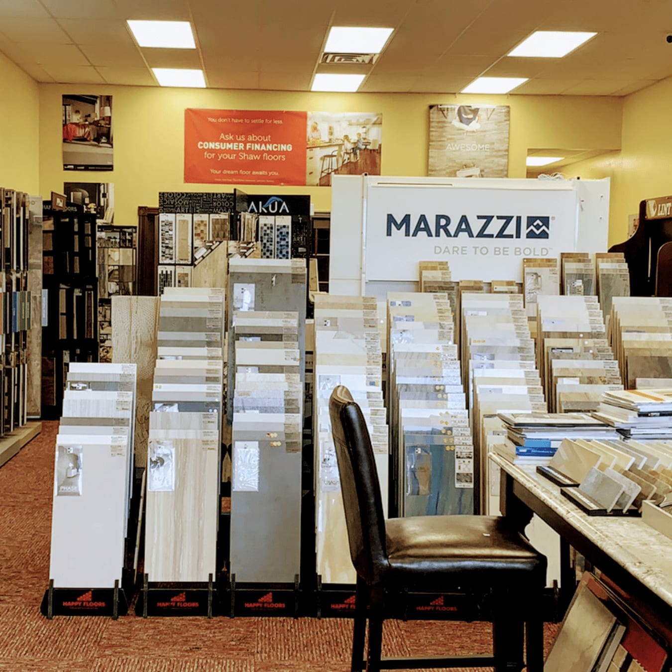 Marazzi Tile for your Lexington, KY home from Kevin's Carpets