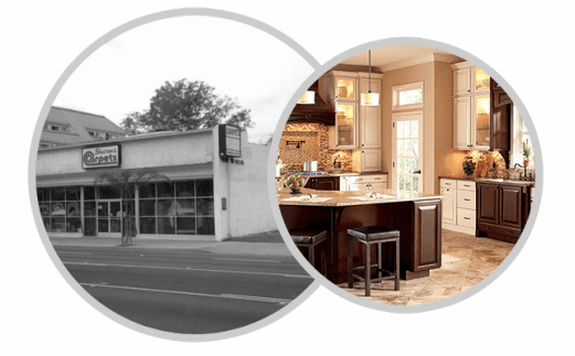 Flooring design professionals in the Santa Ana, CA area - Sharon & Sons