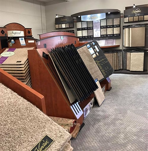 Most recommended flooring store serving the Rock Hill, SC area
