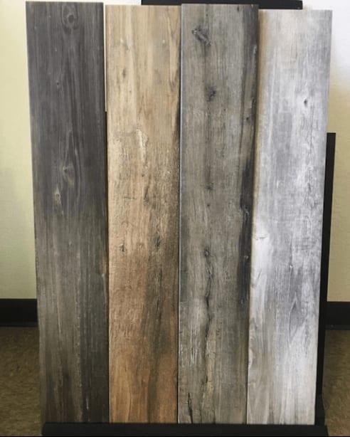Flooring Wood Sample