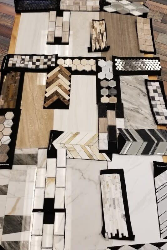 Tiles from Urban Flooring in Edmond, OK