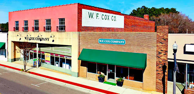 Flooring design professionals in the Loris, SC area - W.F. Cox Company