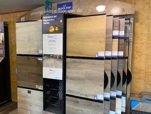 Flooring and design experts serving the Galax, VA area