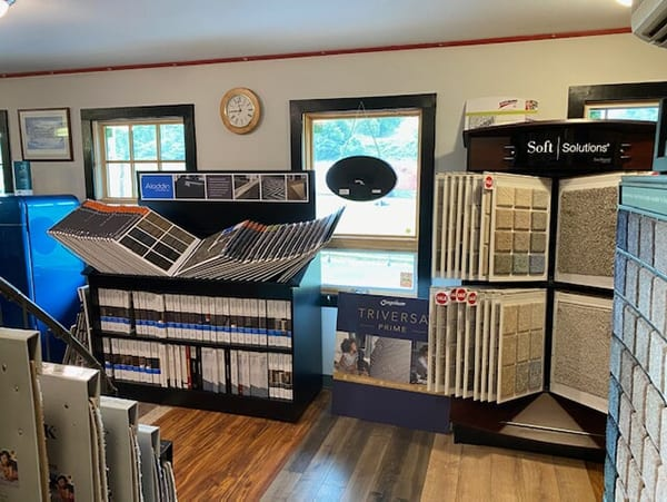 Most recommended flooring store serving the Max Meadows, VA area