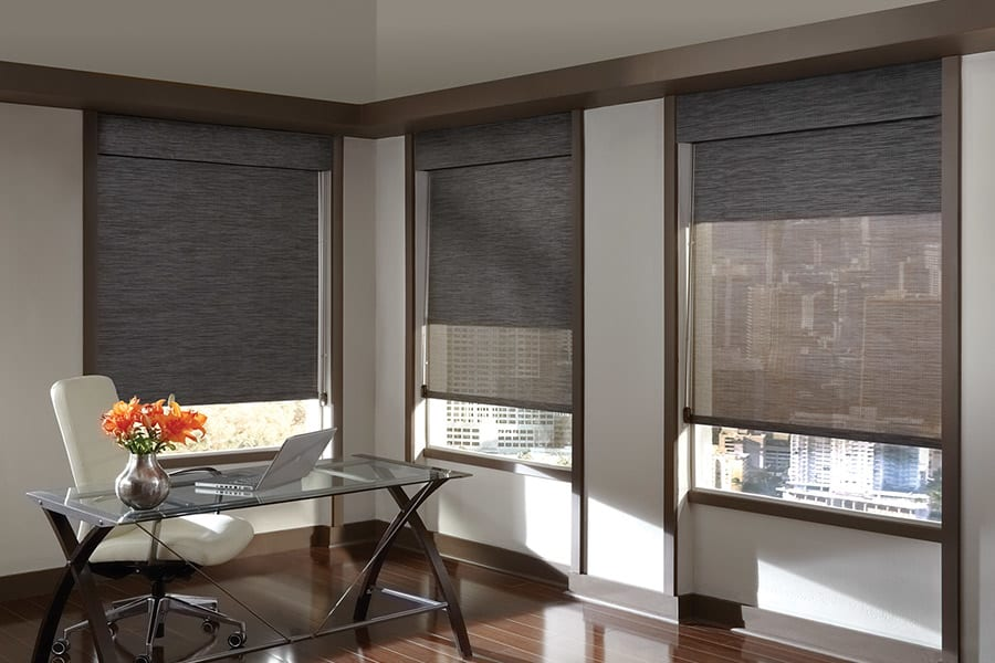 Window treatments in Mooresville, NC from McLean Floorcoverings