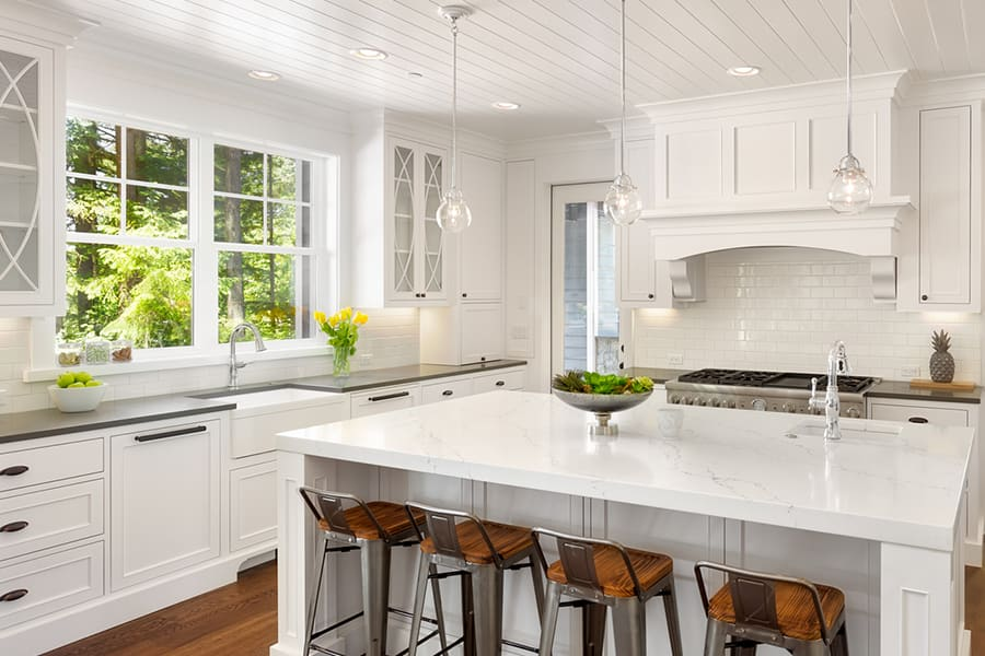 Kitchen remodeling in Cornelius, NC from LITTLE Wood Flooring & Cabinetry