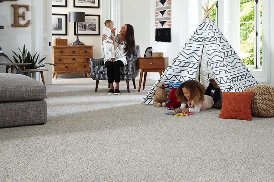 Contemporary carpet in Marietta, GA from Flooring Atlanta