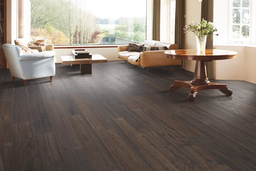 Modern Hardwood flooring ideas in Charlotte, NC from LITTLE Wood Flooring & Cabinetry