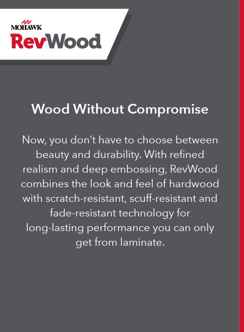Wood without compromise