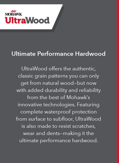 Ultimate Performance Hardwood