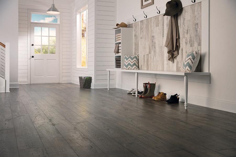 Laminate floor installation in Burbank, CA from Blue Ribbon Carpet Sales, Inc