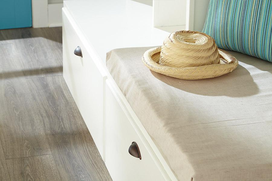 Wood look laminate flooring in Byron, GA from H&H Carpets