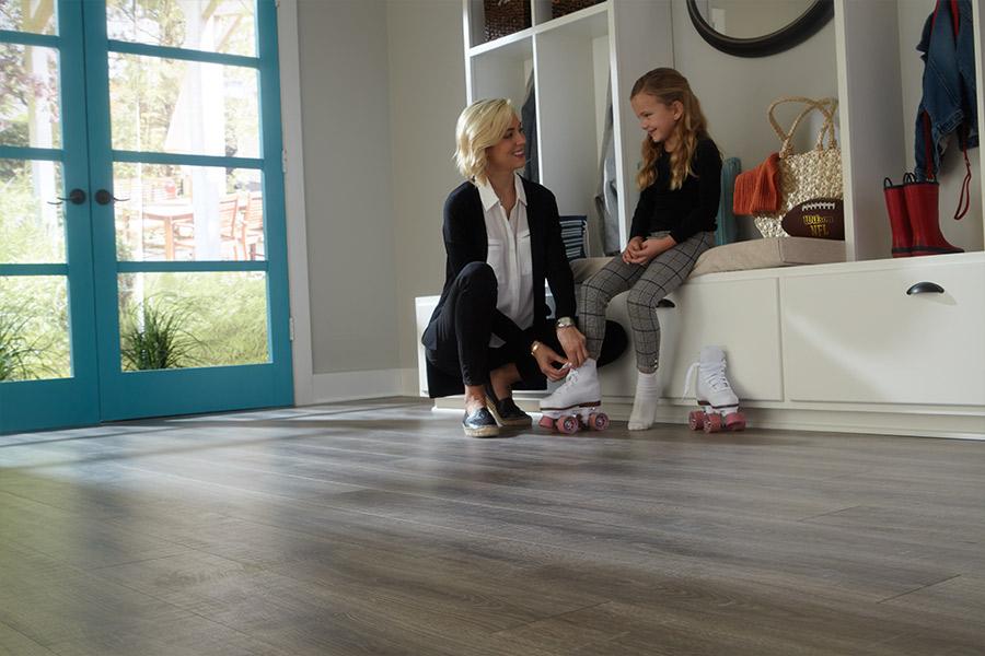 Family friendly laminate floors in Beaumont, CA from Carpet Emporium