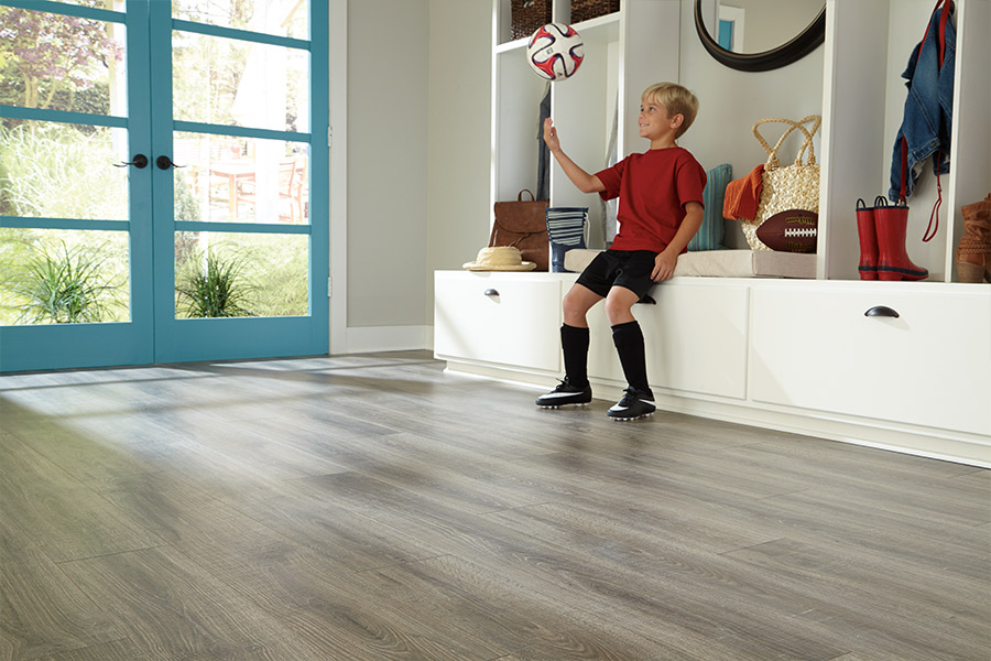 Family friendly laminate floors in Kouts, IN from Value Flooring Inc.