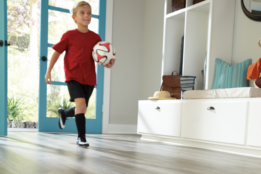 Family friendly laminate floors in Galloway Township NJ from Foglio's Flooring Center