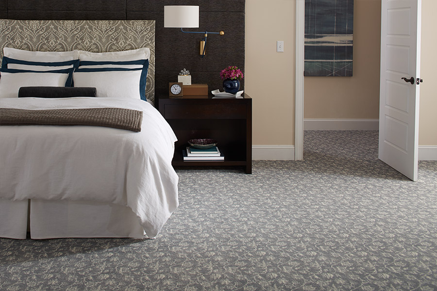 Beautiful textured carpet in Venice FL from Manasota Flooring