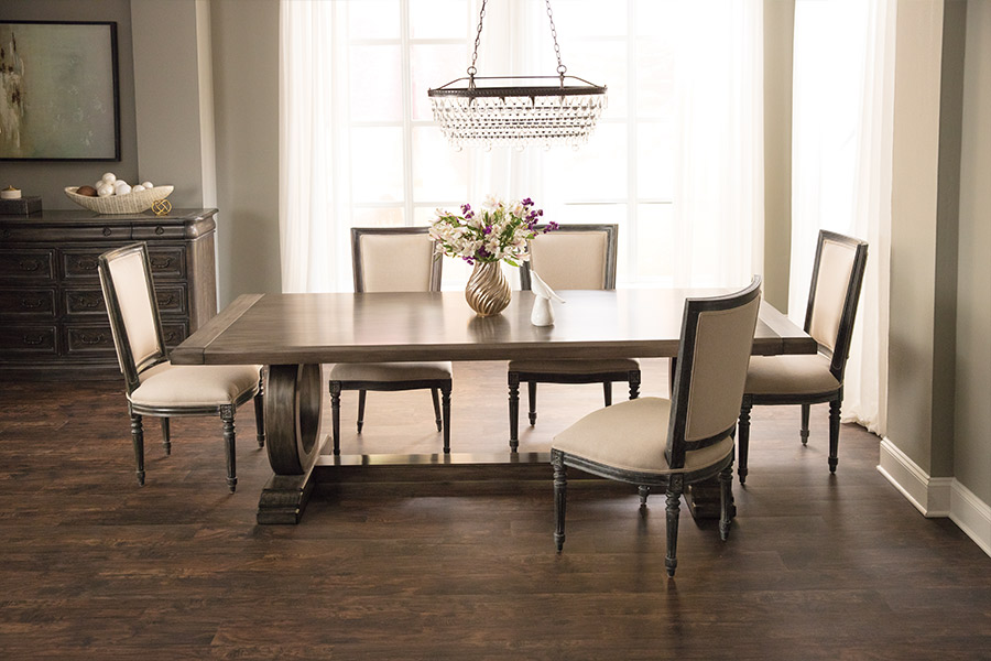 Hardwood flooring in Creve Coeur MO from Michael's Flooring Outlet