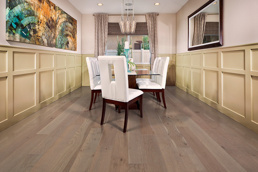 Contemporary wood flooring in Chino Hills, CA from Carpet Station