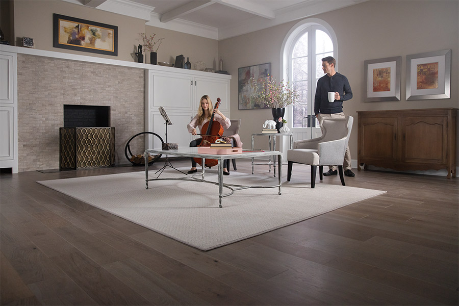 Luxury vinyl plank flooring in Brentwood MO from Flooring Galaxy