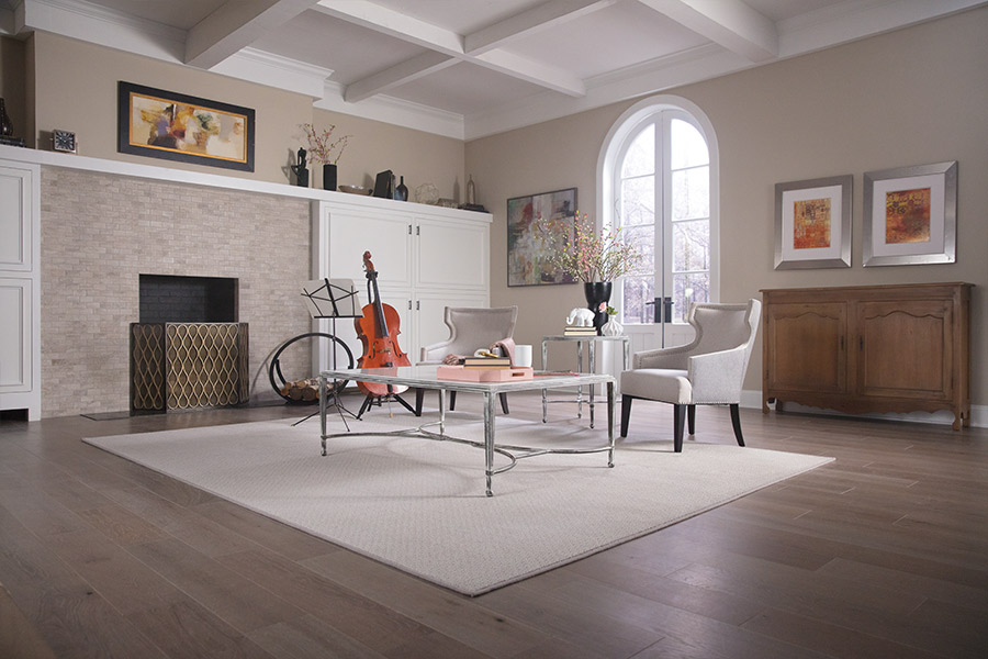 Wood look luxury vinyl plank flooring in Burbank, CA from Blue Ribbon Carpet Sales, Inc