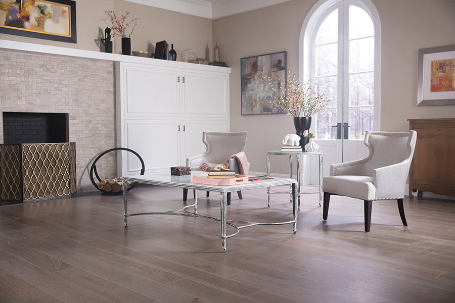 Luxury vinyl flooring in Winchester CA from White's Discount Carpets