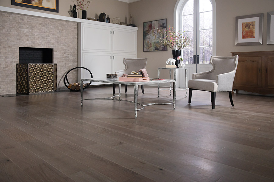 Wood look luxury vinyl plank flooring in Tacoma WA from Meyer Floor Covering