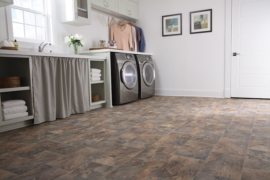 Luxury vinyl tile (LVT) flooring in Ontario, CA from Carpet Station
