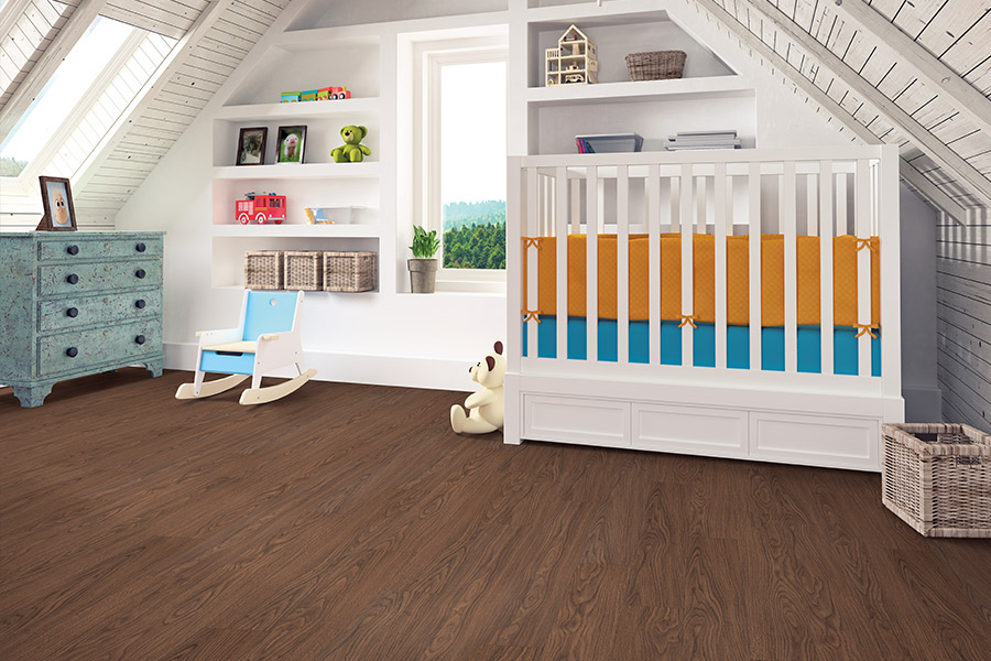 Luxury vinyl plank flooring in Lexington KY from Oser Paint & Flooring
