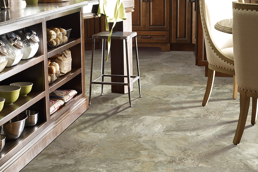 The Kalamazoo, MI area's best luxury vinyl flooring store is Wenke Flooring
