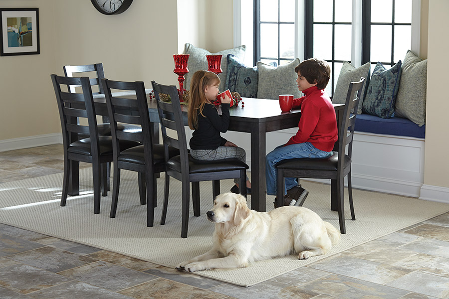 Family friendly tile flooring in Marshall, MI from Michigan Tile & Carpet