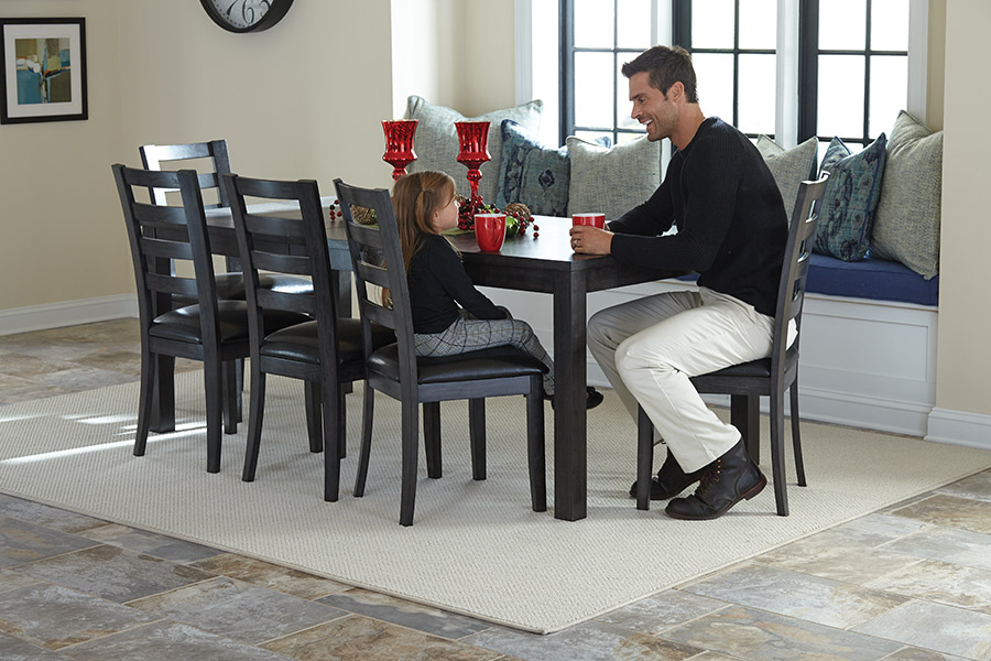 Family friendly tile flooring in Corona, CA from Carpet Emporium