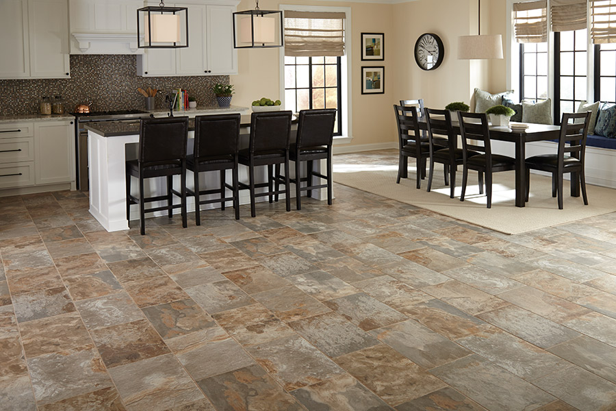 The Arlington, TX area's best tile flooring store is ALL-PRO FLOORS