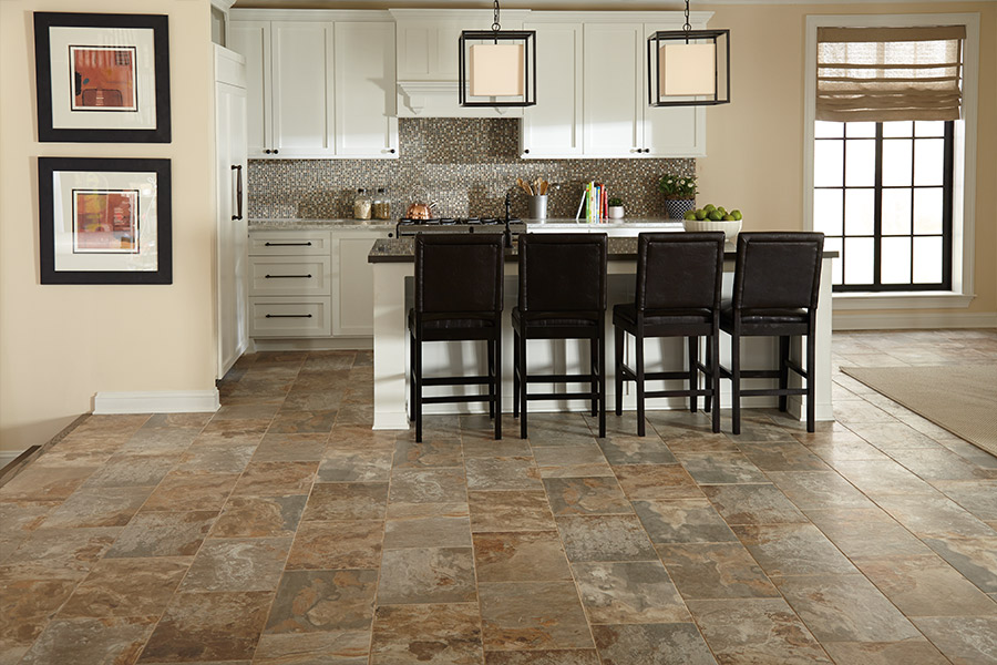 The Marmora, NJ area's best tile flooring store is Foglio's Flooring Center