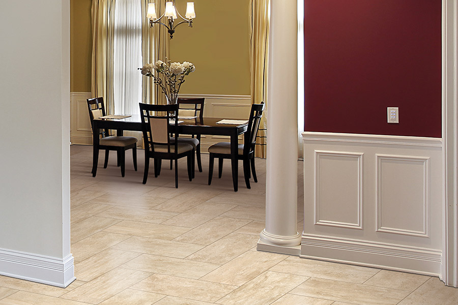 The Albuquerque area's best tile flooring store is House of Floors