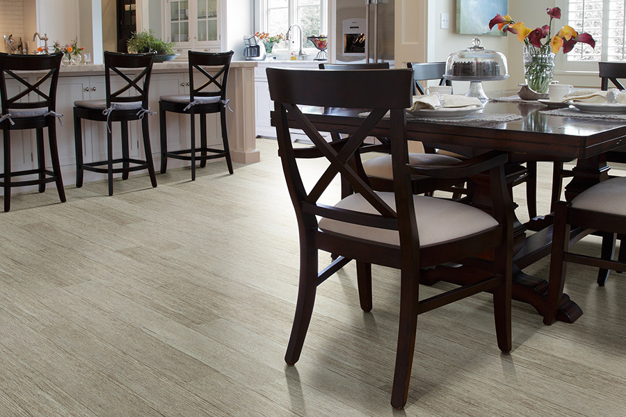 Luxury vinyl tile (LVT) flooring in Granite Bay, CA from Central Valley Floor Design