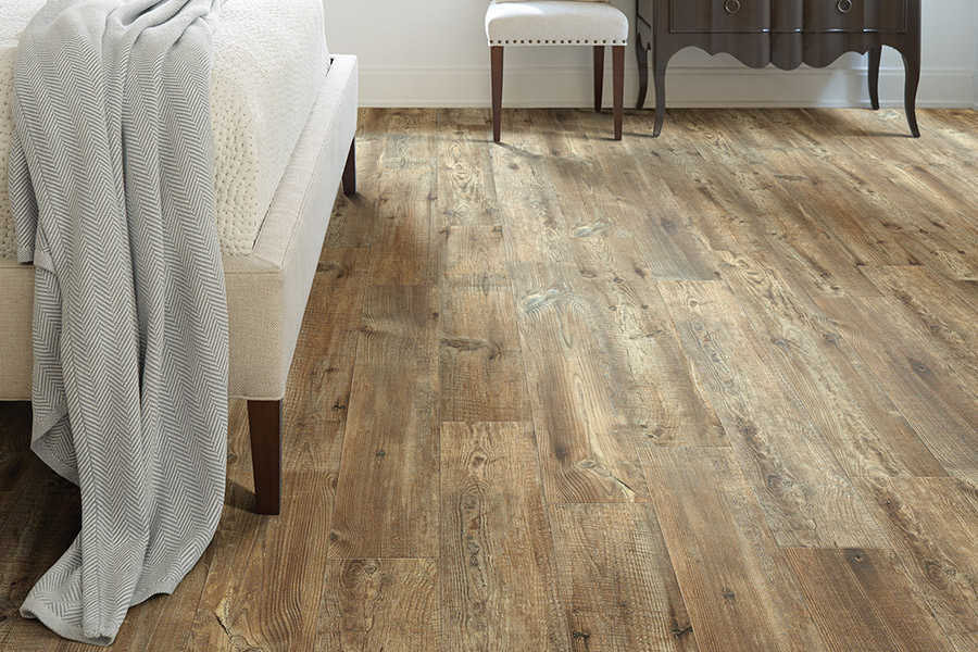 Luxury vinyl plank (LVP) flooring in Fallbrook, CA from Precision Flooring