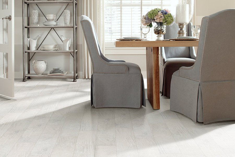 Wood look vinyl sheet flooring in Lancaster County, PA from Weaver's Carpet & Tile